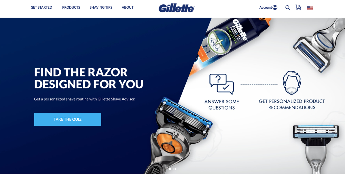 Procter and Gamble - Gillette